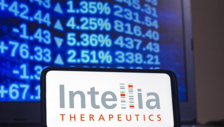 Looking To Play Intellia's Ground-Breaking Gene Therapy?