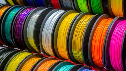 Polymers Could Be Potent for This 3D Printing ETF