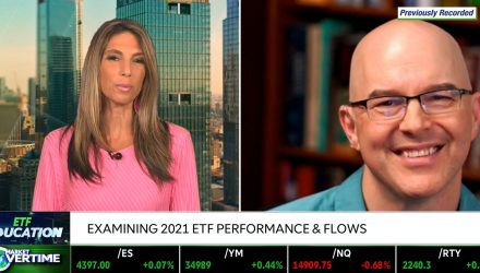 TD Ameritrade Dave Nadig Discusses ETF Performance and Flows