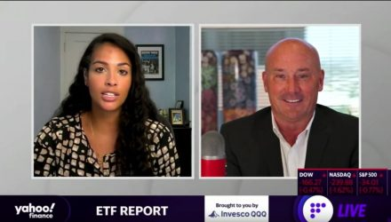 Yahoo Finance Tom Lydon Discusses ETF Inflows and Inflation Investing