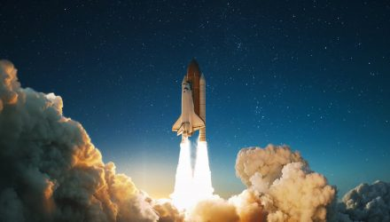 ARKX Angling Its Way to Space ETF Leadership