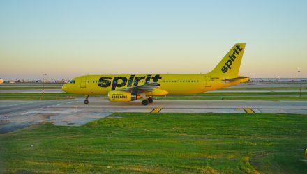 Air And Travel ETFs Encounter Headwinds Amid Spirit Disruptions