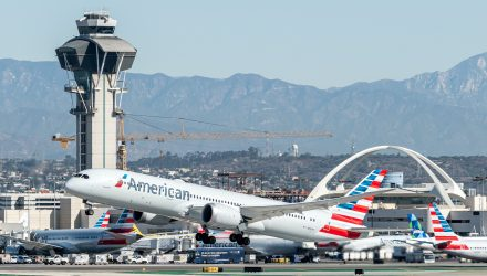 Airline And Leisure ETFs Higher Amid Summer Travel Chaos