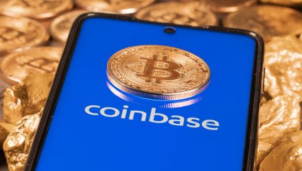 Blockchain ETFs Rally as Coinbase Wagers On a Crypto Future