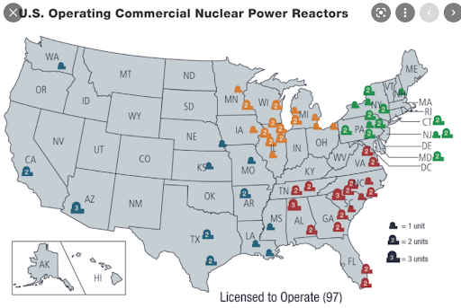 Commercial Nuclear