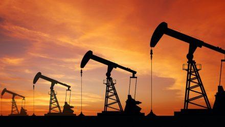Crude ETFs Surge Monday, Breaking Seven Day Drop