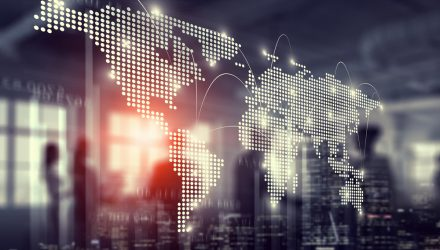 International Dividend ETF Has Lots of Tailwinds