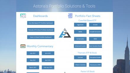 Introducing Astoria's Portfolio Solutions & Tools?