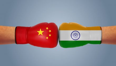 Is India Creeping Up on China's Economic Dominance?