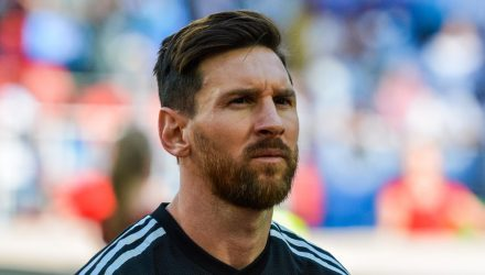 Messi's New PSG Contract Includes a Crypto Payout