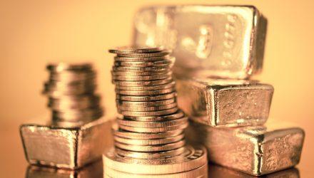 Precious Metals ETFs Fall as Jobs Data Adds to Fed Taper Fears