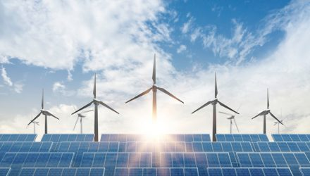 Renewable Energy Spending Sizzles in First Half of 2021