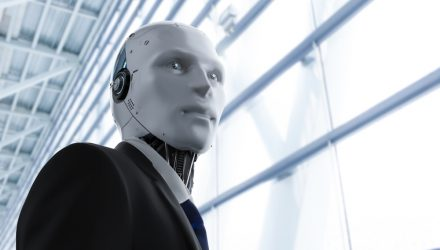 Robots Continue to Creep Into Business Activities