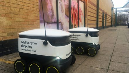 Robots Will Make it Cheaper to Deliver Your Groceries