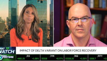 TD Ameritrade Dave Nadig Assesses The Labor Market