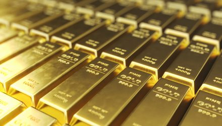 This Tech Firm Just Loaded Up on $50M in Gold Bars