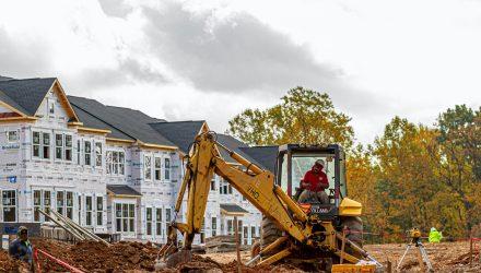 Will Housing Market Index Data Spell Trouble For Homebuilder ETFs?
