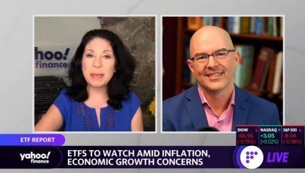 Yahoo Finance Dave Nadig Talks Retail ETFs, Stagflation & Travel
