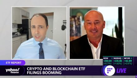 Yahoo Finance Tom Lydon Talks Indexing, Interest Rates, And Crypto