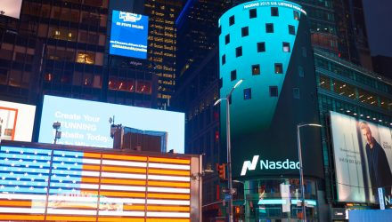 As Nasdaq Nets Another Record Close, 'TQQQ' Leverages Gains