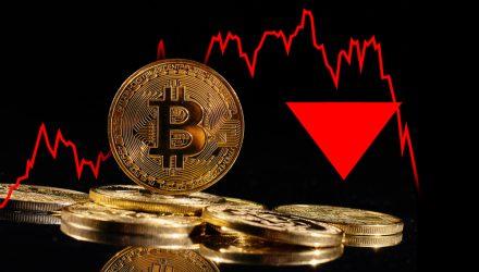Crypto-Related Stocks Fall Amid Bitcoin Price Plummet
