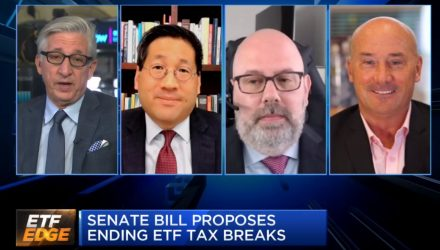 ETF Edge Tom Lydon Talks Potential Tax War On ETFs