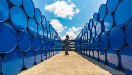 Energy ETFs Strengthen on Shrinking U.S. Crude Oil Stockpiles
