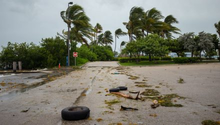 Natural Gas ETF Climbs as Hurricane Ida Aftermath Leaves Little Production