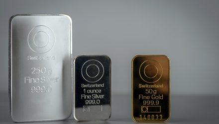 Silver ETFs Surge As Precious Metals React To Disheartening Jobs Report