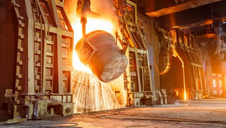 Steel ETF Sell-Off May Be Overdone