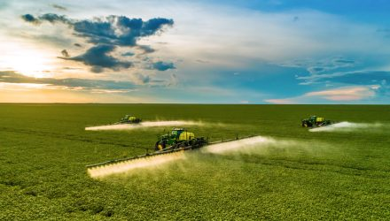 Use Agriculture Equities to Damp Out Inflation