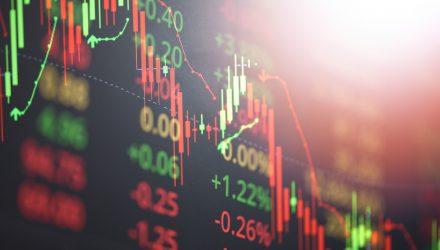 Volatility ETFs Climb as Traders Turn Risk-Off