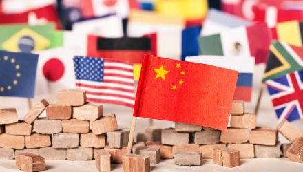 Volatility ETFs Surge as China's Evergrande Fears Roil Global Markets