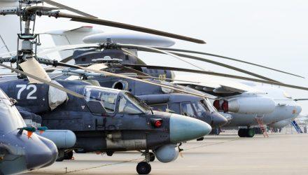 $874 Billion in Revenue for Aerospace and Defense in 2020