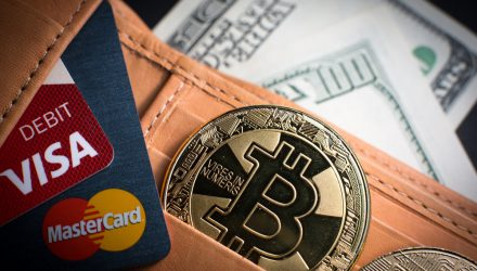 Add This Growth ETF as Visa, MasterCard Approve Bitcoin Transactions