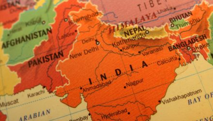 As Growth Projections for India Improve, Consider This ETF