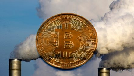 Could Cryptocurrency Be Sneaking Into Your ESG Portfolio