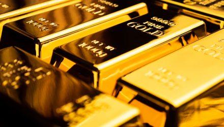 Gold Hits $1,800 As Yields Take a Dip