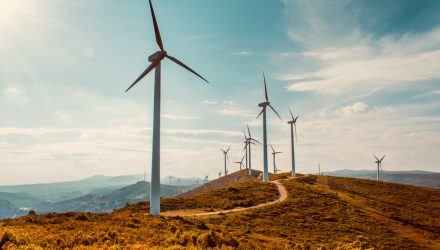 Plans for New Wind Farms Could Push This ETF Higher
