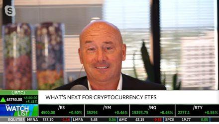 TD Ameritrade Tom Lydon Talks the Bitcoin ETF Launch