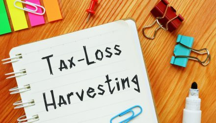 Time to Talk Tax-Loss Harvesting With ETFs