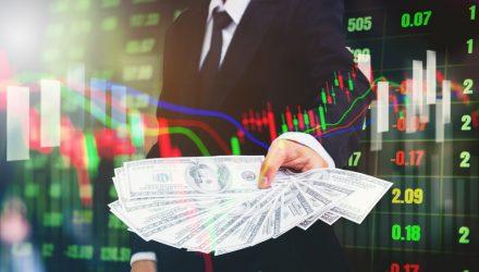 Upbeat Earnings, Economic Data Lifts U.S. Stock ETFs